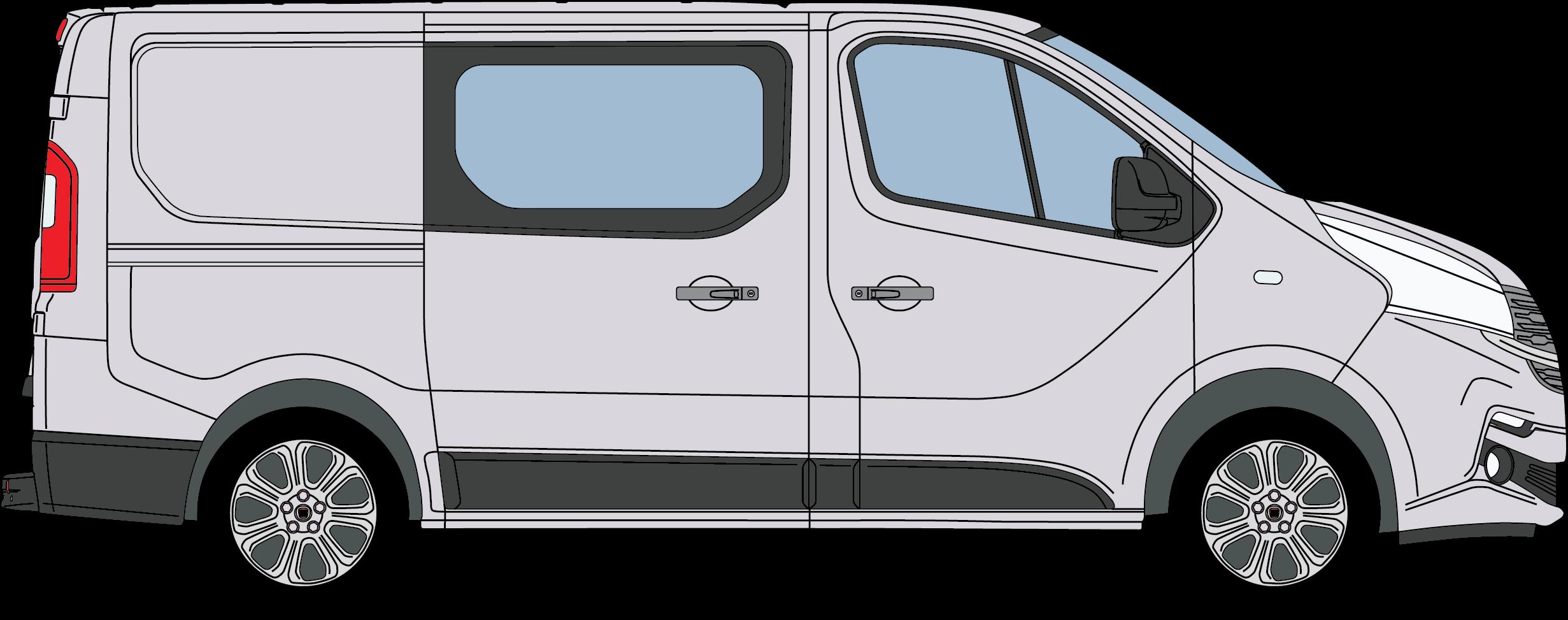 Fiat Telento Crew Van