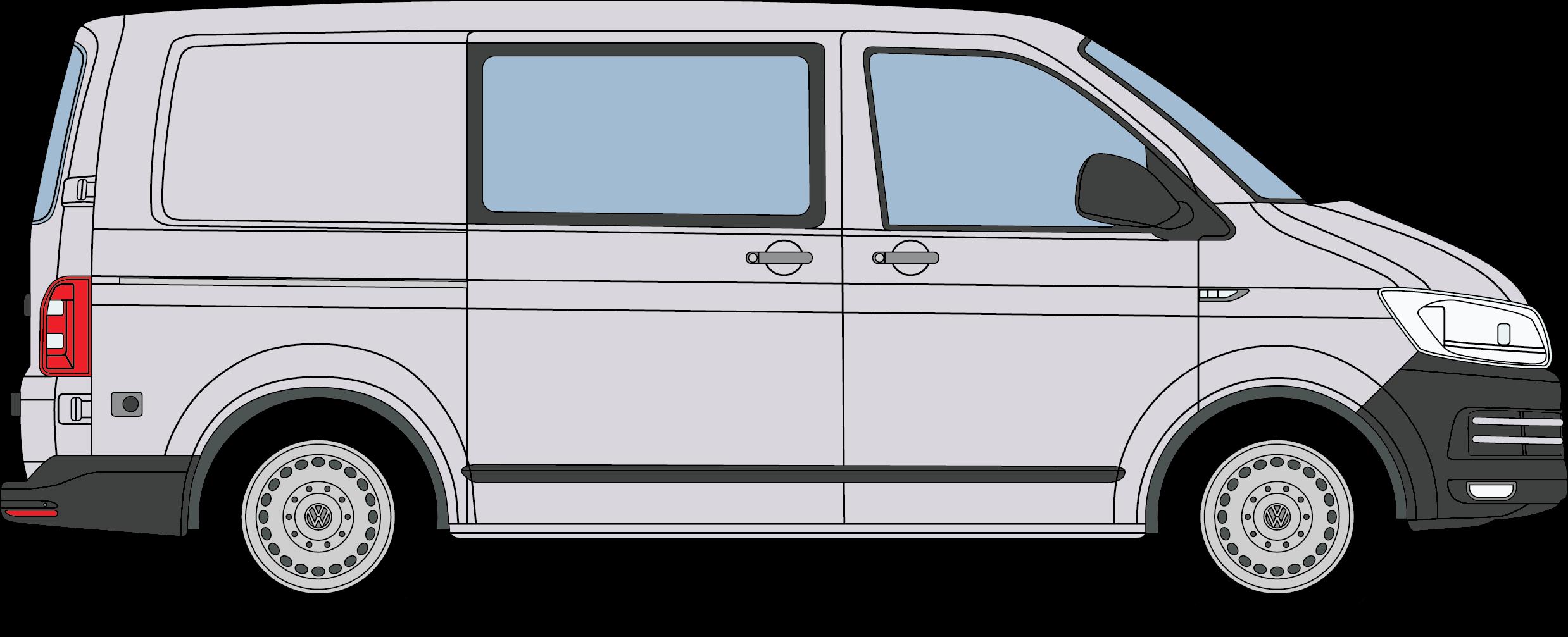 Volkswagen Transporter Crew Van