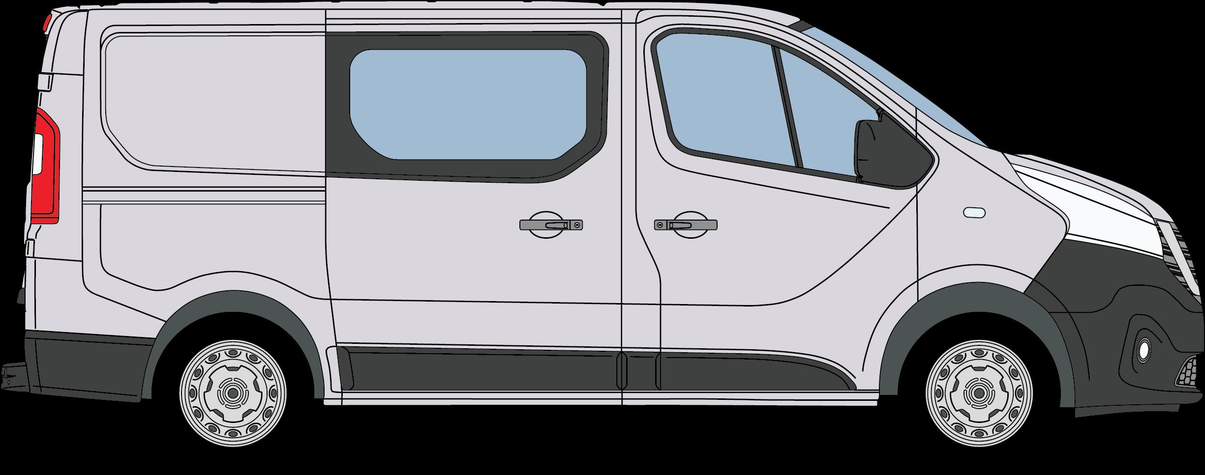 Nissan Nv300 Crew Van