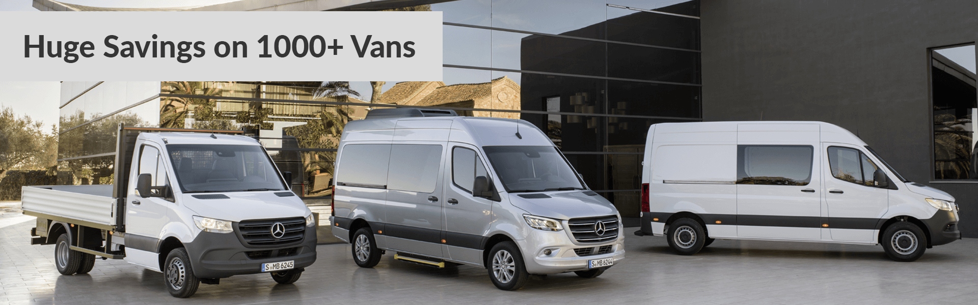 Van lease deals