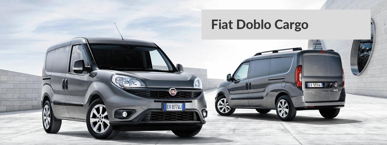 Fiat Doblo Cargo Tablet