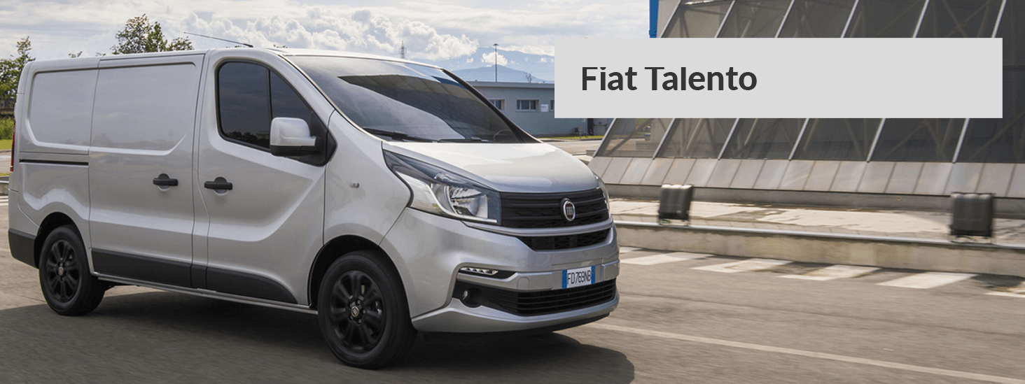 Fiat Talento Tablet