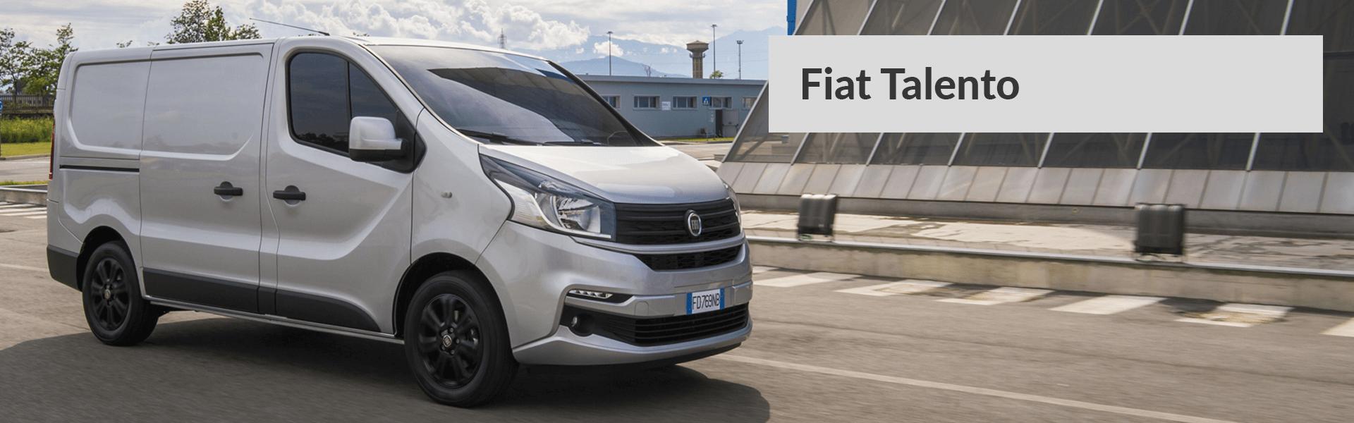 Fiat Talento Crew Van