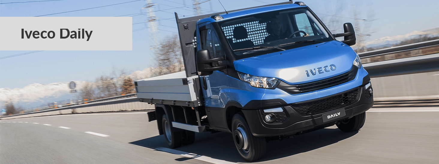 Iveco Daily Tablet