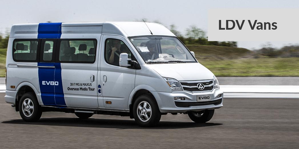 Ldv Vans Mobile