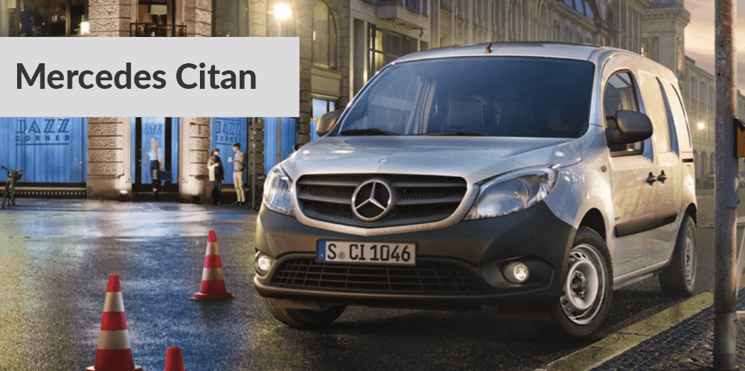 Mercedes Benz Citan Mobile