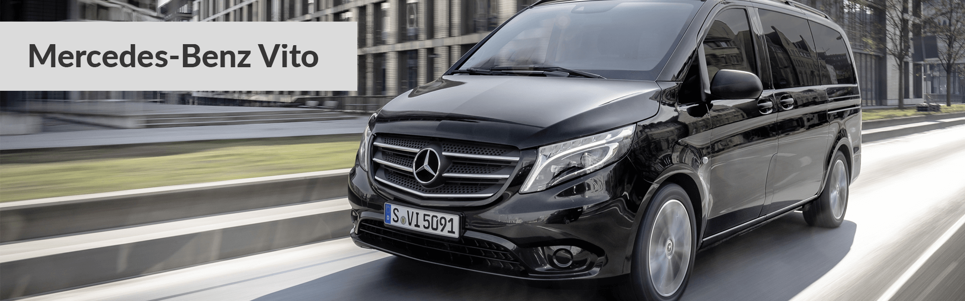 Mercedes Benz Vito Desktop
