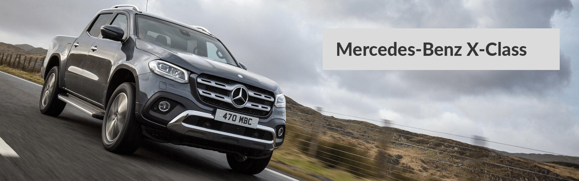 Mercedes-Benz X-Class Pick Up