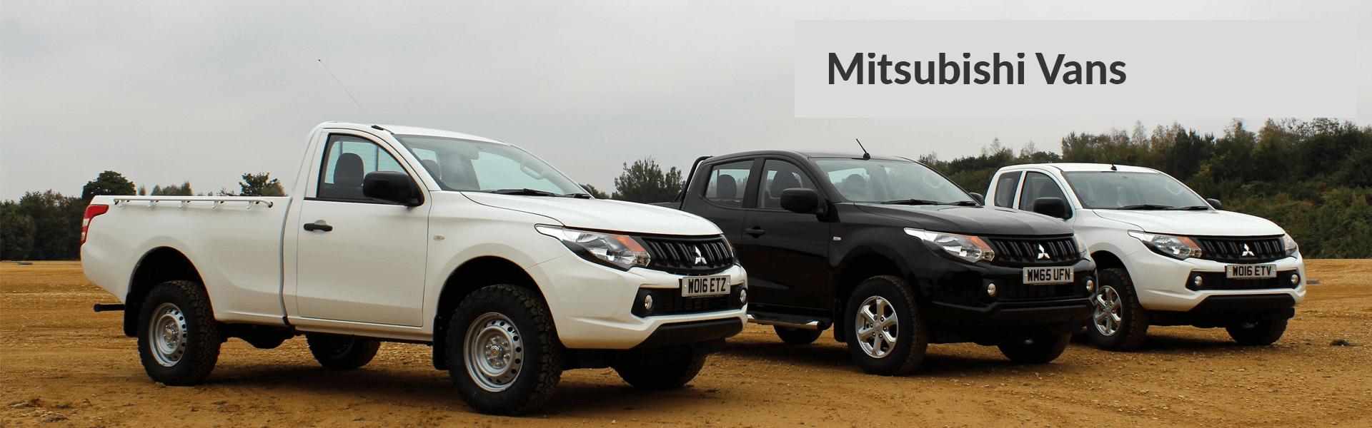 Mitsubishi Vans