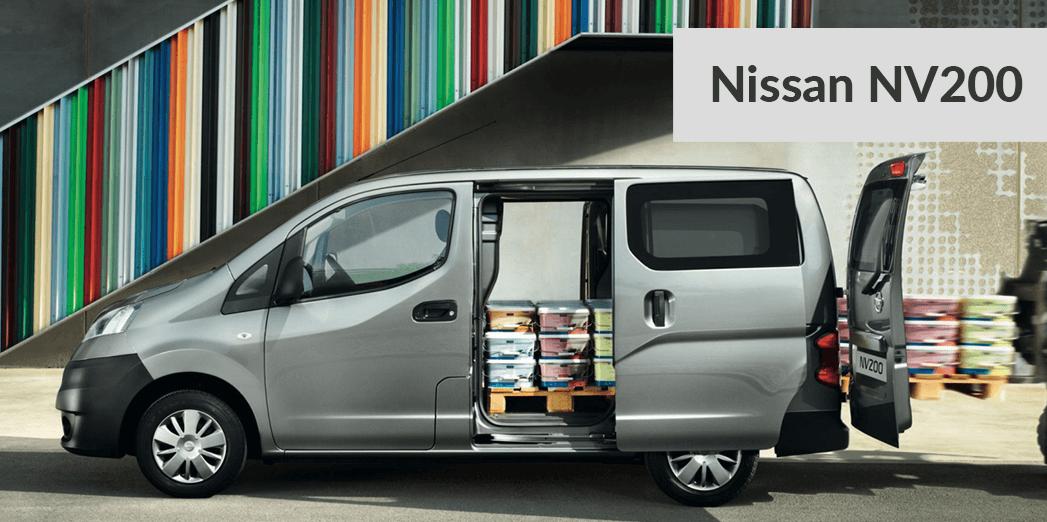 Nissan Nv200 Mobile
