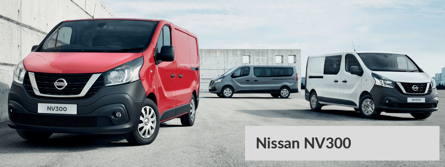 Nissan Nv300 Tablet