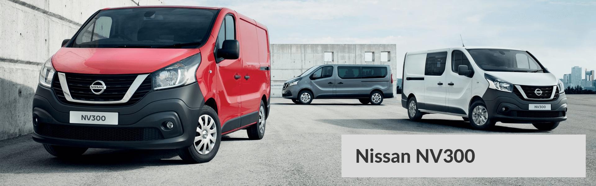 Nissan Nv300 Desktop