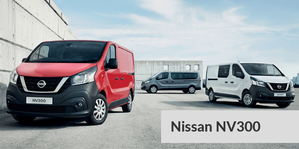 Nissan Nv300 Mobile