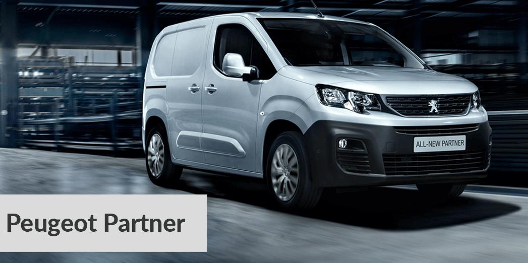 Peugeot Partner Mobile