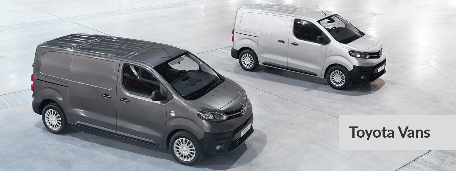Toyota Vans Tablet