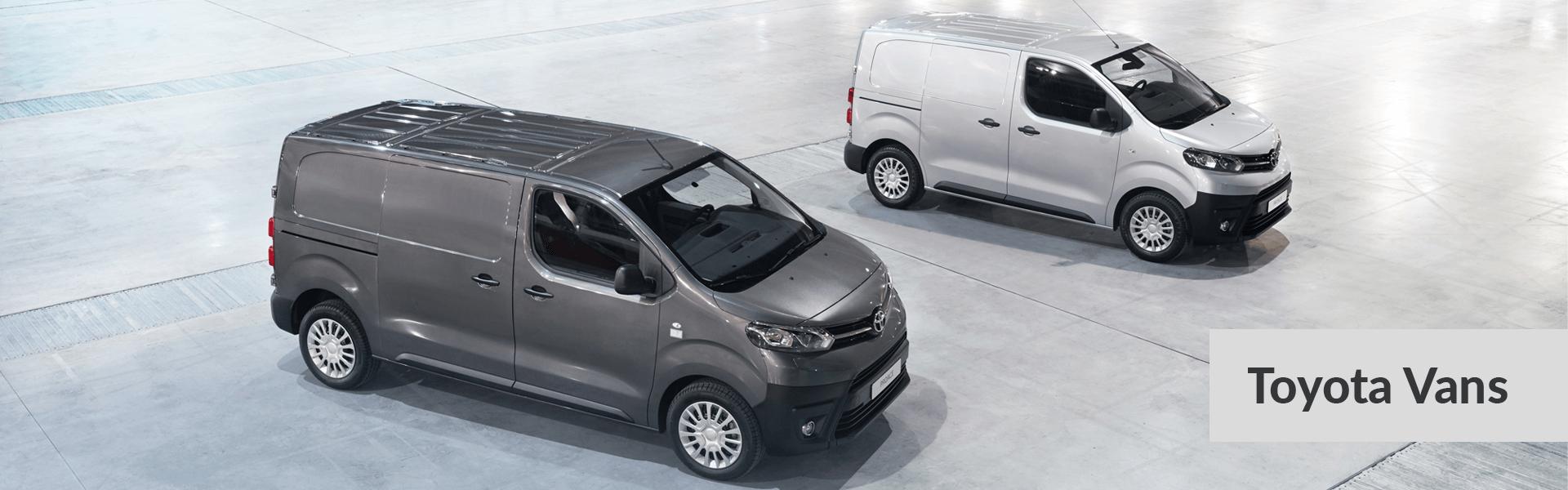 Toyota Vans Desktop