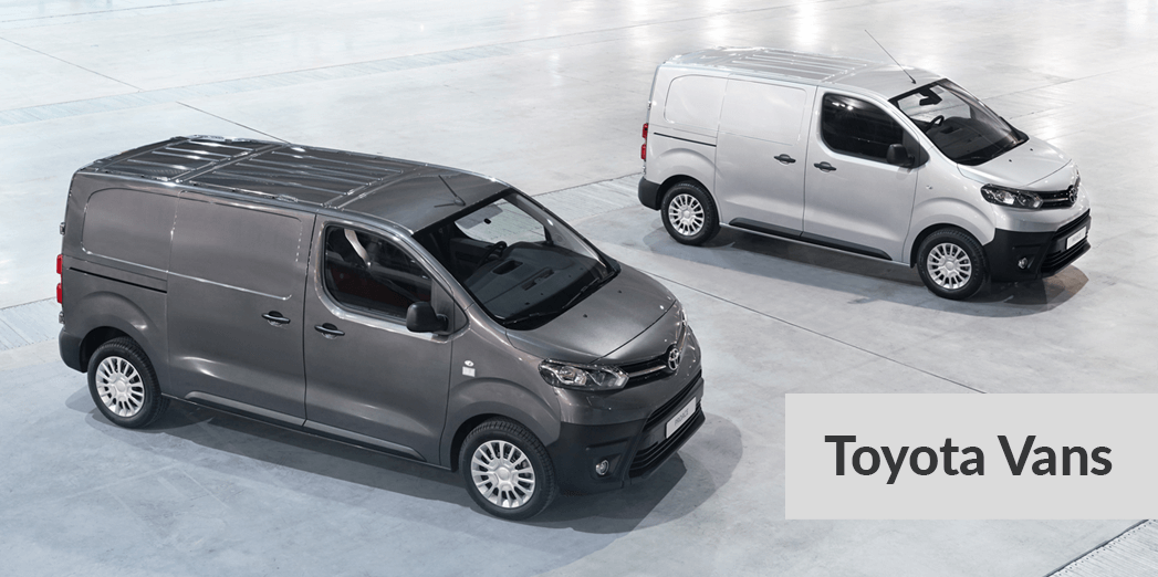 Toyota Vans Mobile