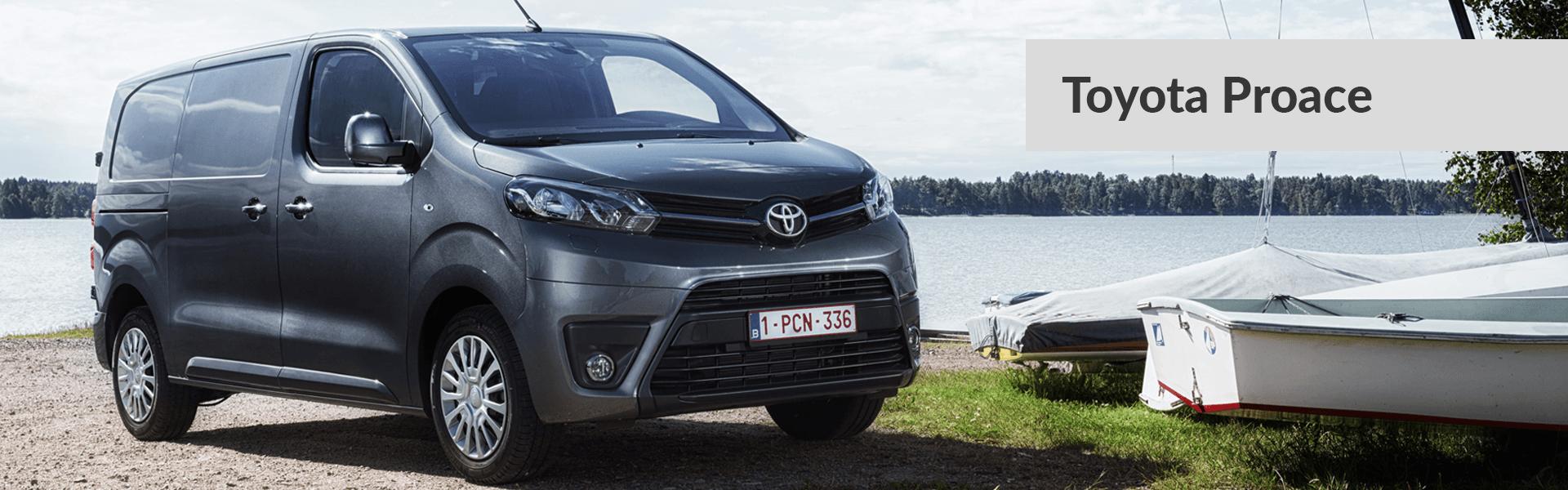 Toyota Proace Desktop