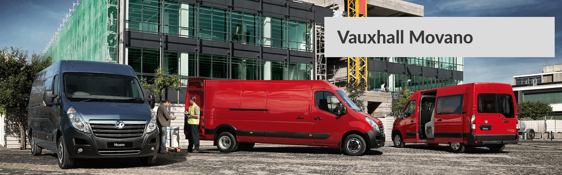 Vauxhall Movano Desktop