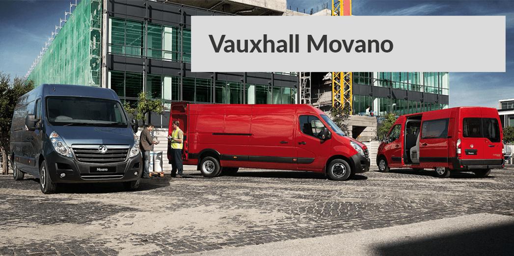 Vauxhall Movano Mobile