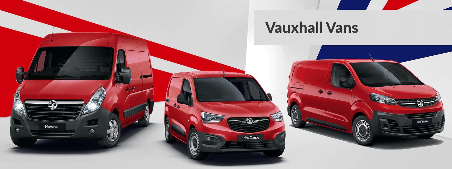 Vauxhall Vans Tablet