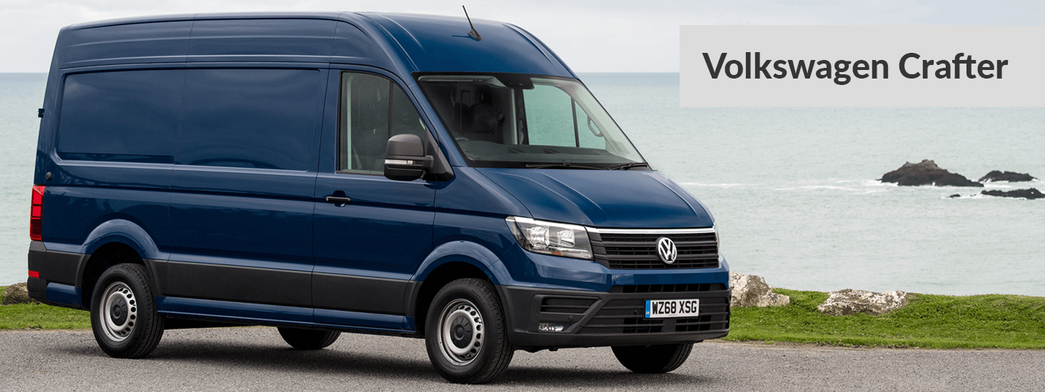 Volkswagen Crafter Tablet
