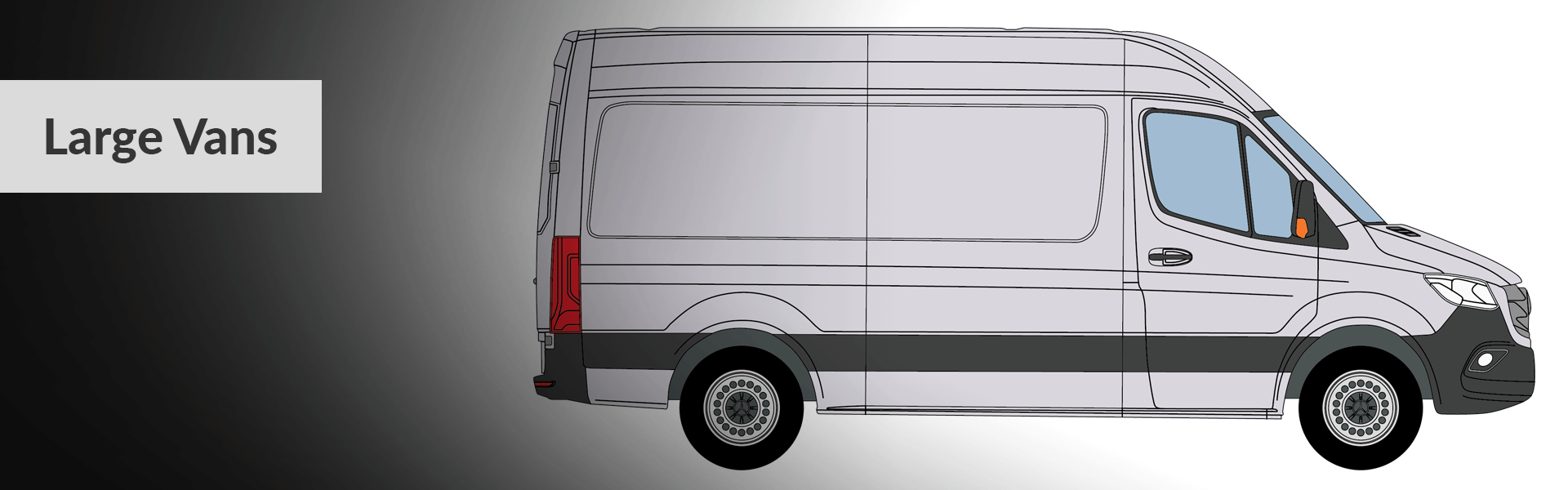 Large Van Desktop