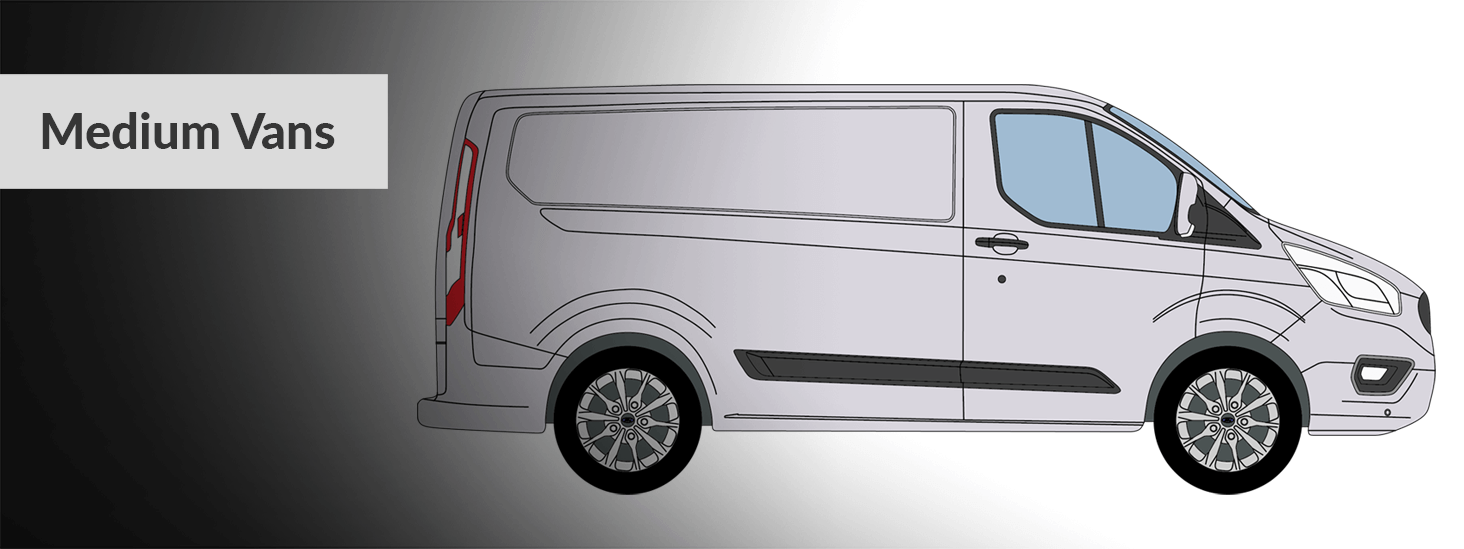 Medium Van Tablet