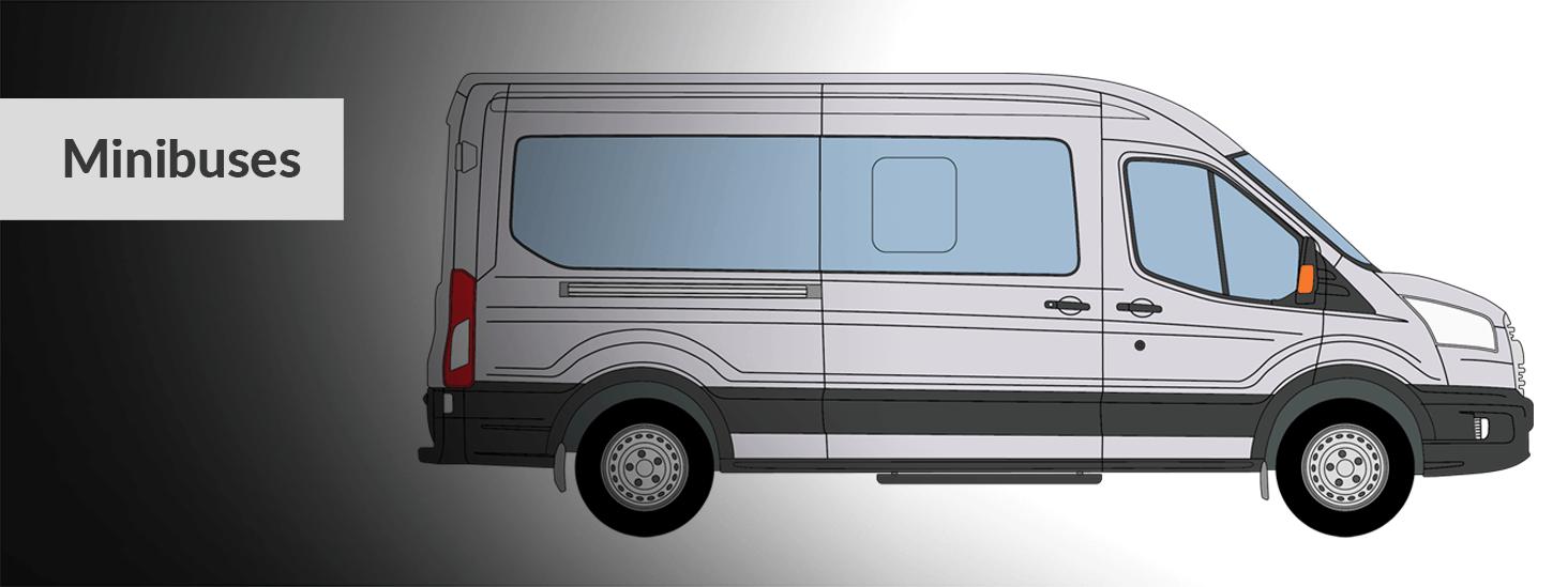 Minibus Tablet
