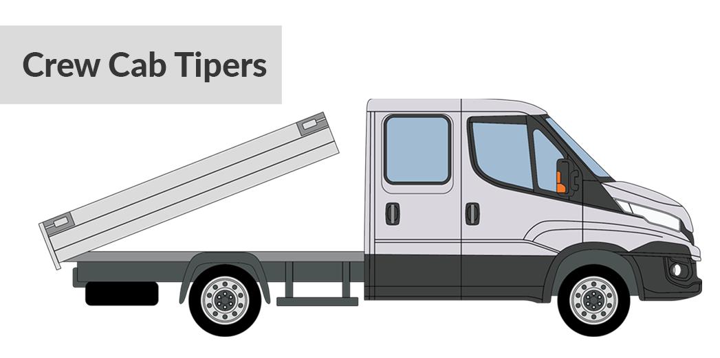 Crew Cab Tipper Mobilev1