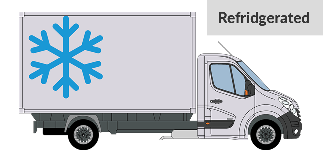 Fridge Vans Mobile