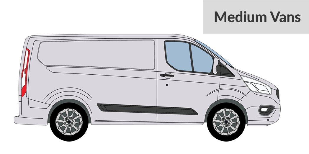 Medium Vans Mobile