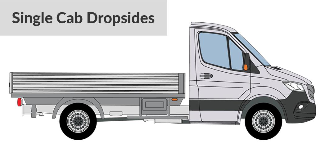 Single Cab Dropsdie Mobilev1