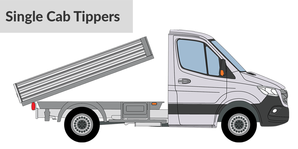 Single Cab Tipper Mobilev1